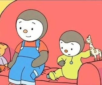 T'choupi et ses amis - S1 E26 : Le trop-plein de télé