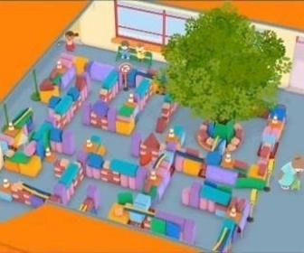 T'choupi à l'école - S2 E21 : Le labyrinthe géant