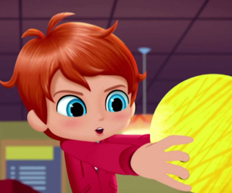 Shimmer & Shine - Le Bowling