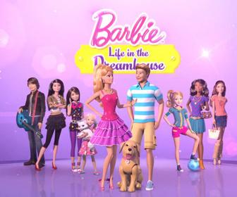 Barbie et sa maison de r ve en streaming dessins anim s - Maison de reve de barbie ...