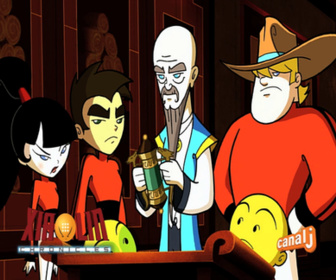 Xiaolin Chronicles - 07/10/2013