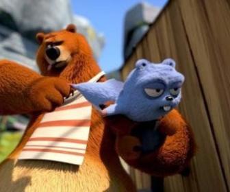 Grizzy et les lemmings - Faux frère