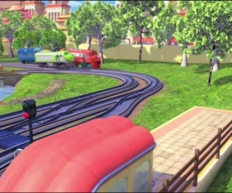 Vid o chuggington savoir faire un choix en streaming l gal - Chuggington dessin anime ...