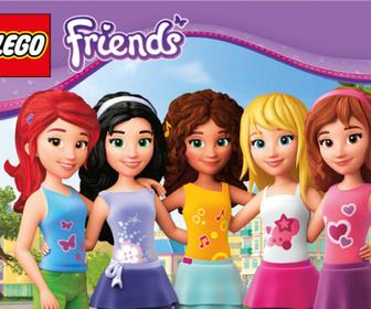 lego friends en streaming dessins anim s lego friends. Black Bedroom Furniture Sets. Home Design Ideas
