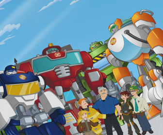 Transformers Rescue Bots - 09/10/2012