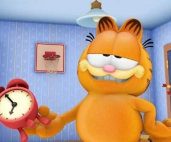Garfield & Cie - Chat des champs