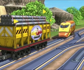 Chuggington en streaming dessins anim s chuggington - Chuggington dessin anime ...