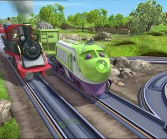 Vid o chuggington l 39 ancienne gare de en streaming l gal - Chuggington dessin anime ...