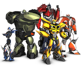Transformers prime en streaming dessins anim s - Dessin anime transformers ...