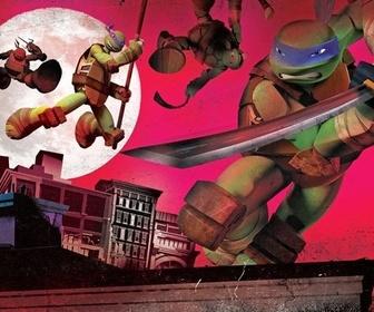 Les Tortues Ninja - Le plan