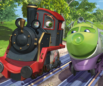Vid o chuggington vive le camping en streaming l gal - Chuggington dessin anime ...