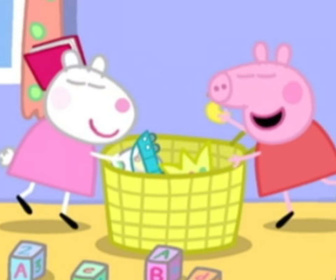 Peppa Pig - Suzie sheep