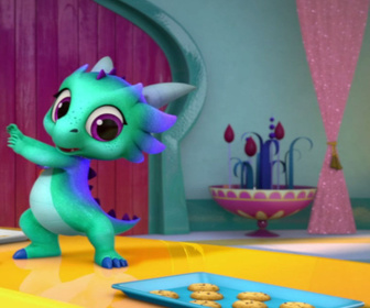 Cookies volants | Shimmer & Shine