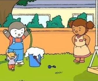 T'choupi et ses amis - S1 E33 : Les bulles de savon