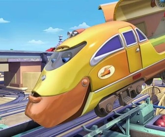 Vid o chuggington les locos colo en streaming l gal - Chuggington dessin anime ...