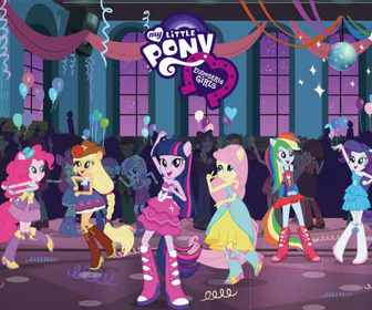 Vid o my little pony equestria girls saison 1 partie for Anne la maison aux pignons verts streaming