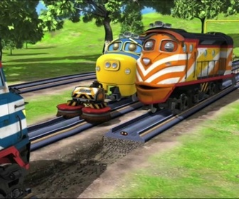 Vid o chuggington stop koko stop en streaming l gal - Chuggington dessin anime ...
