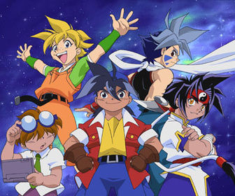 Beyblade - Une nouvelle amie ?