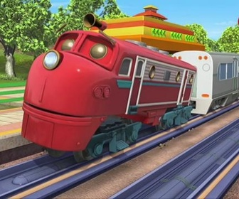 Vid o chuggington avec le sourire en streaming l gal - Chuggington dessin anime ...