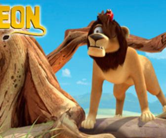 Leon Terreur de la jungle