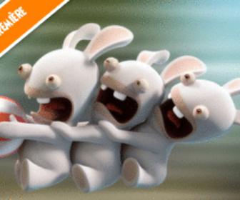 Les lapins crétins : invasion - Le réveil infernal
