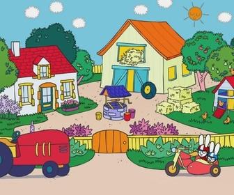 Simon - S2 E22 : Je veux faire du tracteur