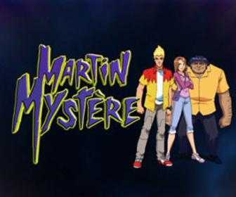 Martin Mystère - Saison 1, Episode 6 : Enlevés dans l'autre dimension