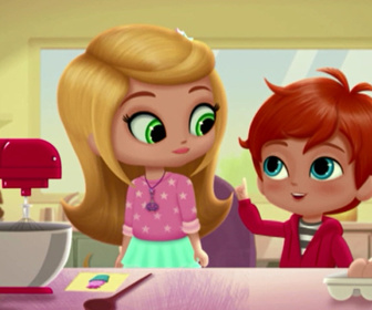 Shimmer & Shine - Shimmer and Shine: Spaceship Wrecked