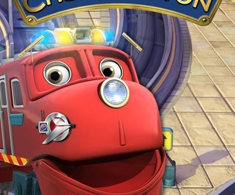 Wilson et l 39 acc l rato turbo chuggington - Chuggington dessin anime ...